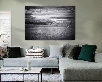 Meerlandschaft von Alexander Voss