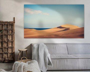 Gran Canaria – Dunas de Maspalomas van Alexander Voss