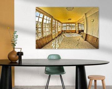 Urbex Hotel 7 von BDG pics