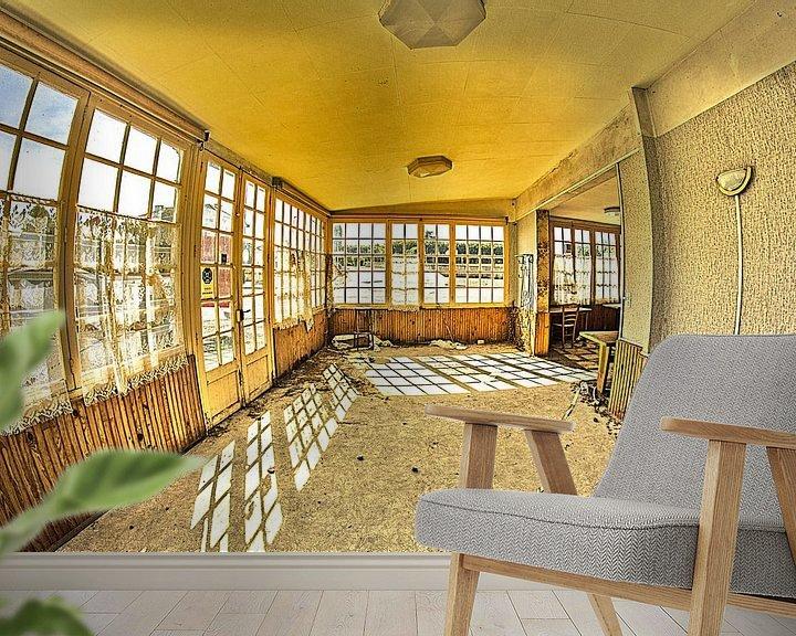 Beispiel fototapete: Urbex Hotel 7 von BDG pics