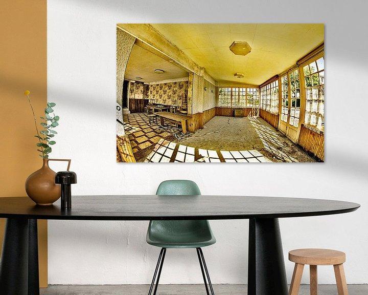 Beispiel: Urbex Hotel von BDG pics