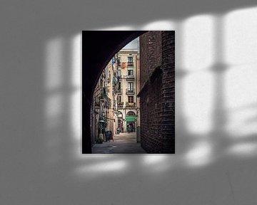 Barcelona - El Born von Alexander Voss