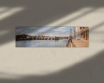 Sint servaasbrug van Leroy Dassen