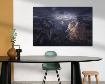 Koude bergen van Joris Pannemans - Loris Photography