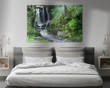 waterval von Teus Kooijfotografie