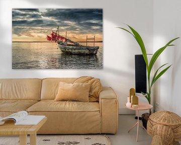 Angelboot von Sebastian Holtz