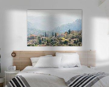 Schitterend landschap aan de Côte d'Azur in Frankrijk sur Rosanne Langenberg