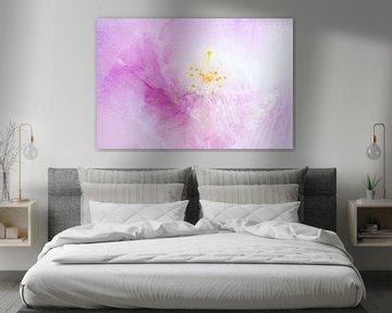 Eisige Apfelblüte von Monika Scheurer