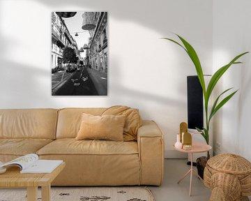 streetlife von Dorien Bunt
