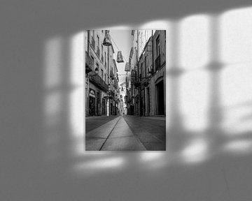 Uitgestorven straat von Dorien Bunt
