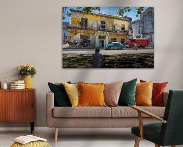 Musings in Havanna von Lynxs Photography