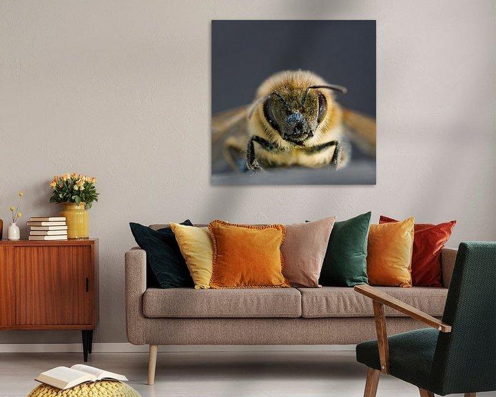 Sfeerimpressie: Honingbij van Marlies Wolfert