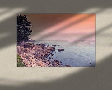 Sonnenuntergang in Kalifornien sur Pascal Deckarm