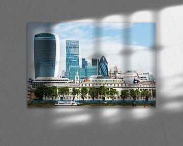 Modern Londen von Barbara Koppe