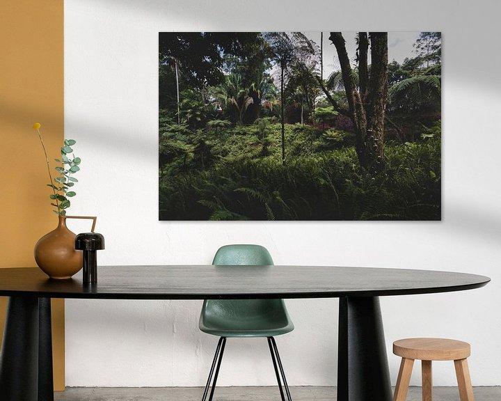 Sfeerimpressie: Botanische jungle van Ronne Vinkx