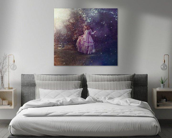 Beispiel: My dreams are taking me over Into a Fairytale von Cindy Stegeman