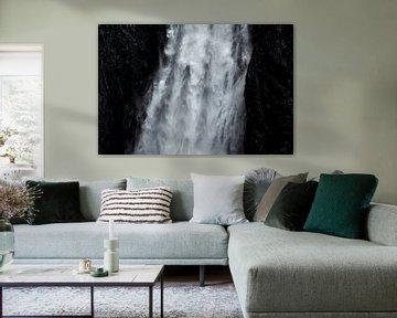 Vøringsfossen WaterFall II von Cor Ritmeester