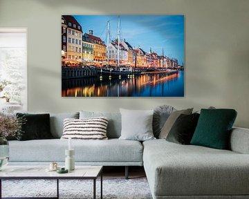Kopenhagen - Nyhavn von Alexander Voss