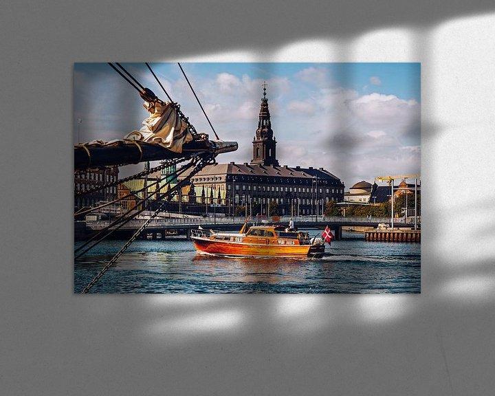 Impression: Copenhagen - Christiansborg Palace sur Alexander Voss