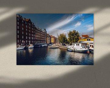 Copenhagen - Christianshavn van Alexander Voss
