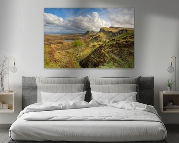 Quiraing, Isle of Skye van Michael Valjak
