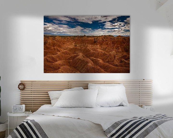 Sfeerimpressie: Tatacoa-woestijn van Ronne Vinkx