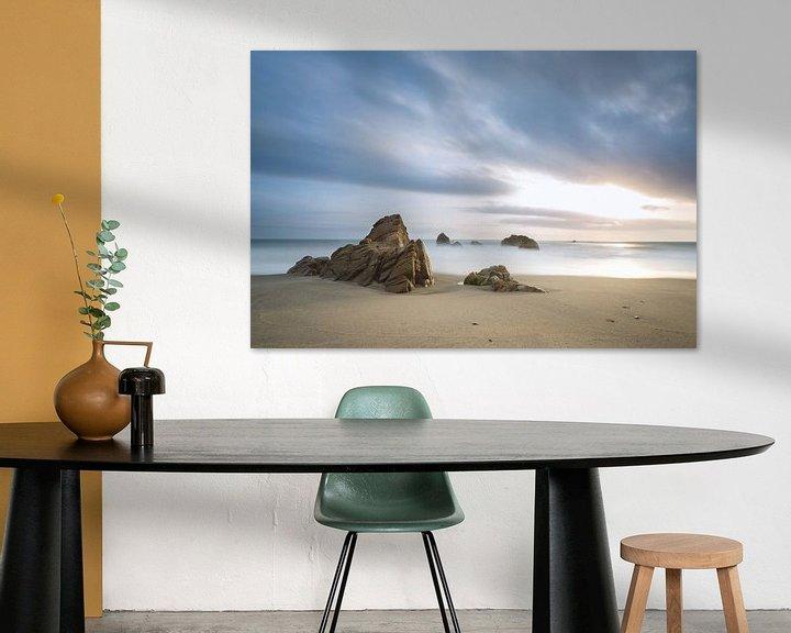 Sfeerimpressie: Playa los Angeles van Ronne Vinkx