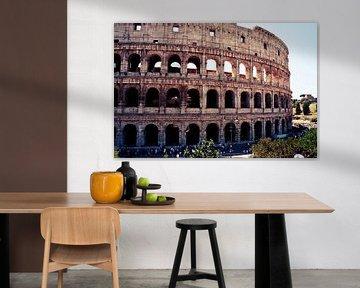 Colosseum Rome von Tiffany Venus