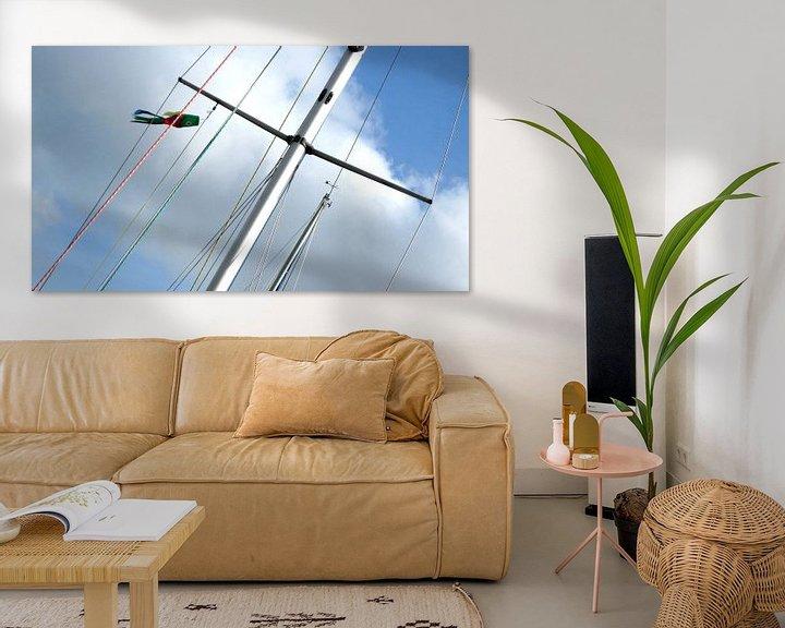Sfeerimpressie: Flying fish van Jon Houkes