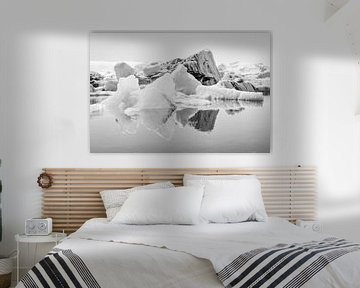 Icebergs van Pascal Deckarm