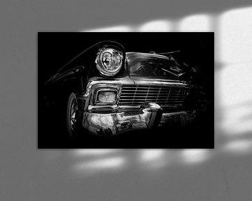 Chevrolet Bel Air Hardtop 1956 sur Bart van Dam
