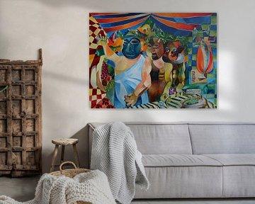 Love of the gods sur Jeroen Quirijns