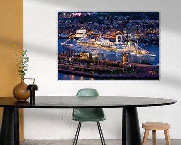 Home is where the anchor drops von Marcel Moonen @ MMC Artworks