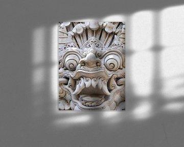 Balinees beeld van Petra Brouwer