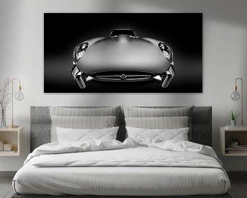 Jaguar E-Type von Alexander Voss