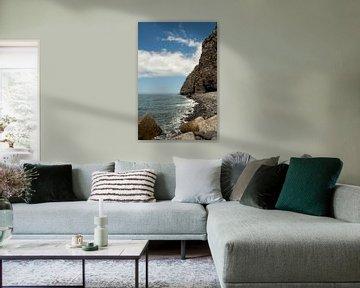 coast of la palma sur Rick Van der bijl