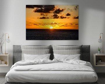 zonsopkomst van Rick Van der bijl