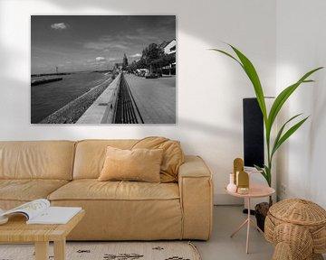 een stukje Rijn-promenade in Emmerich.... von Pascal Engelbarts
