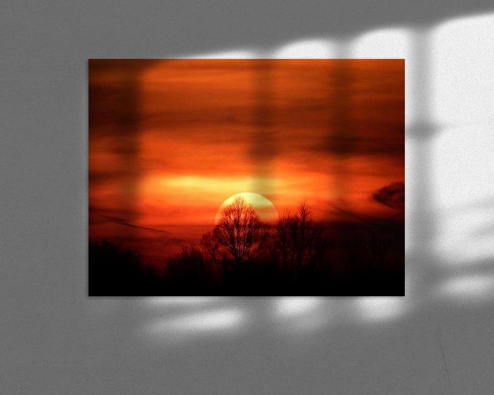 Impression: sunrise sur bert jorritsma