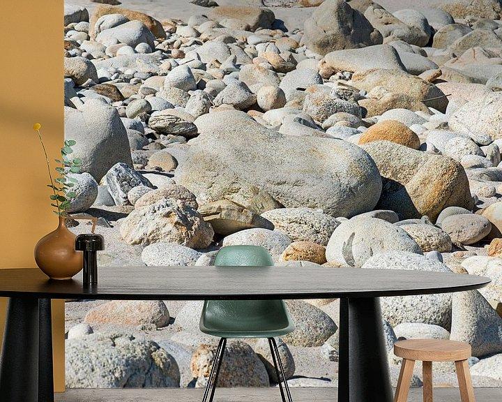 Impression: keien op strand in Spanje sur Hanneke Luit