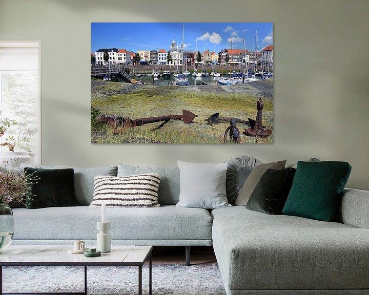 Sfeerimpressie: Michiel de Ruyterhaven van Jacky Gerritsen