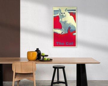 The Cat van Adriaan Hennie van Ravesteijn