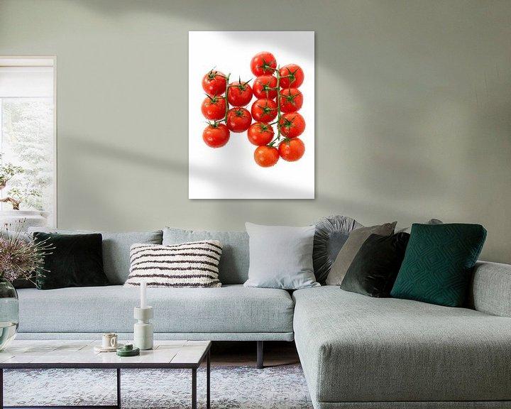 Sfeerimpressie: tomaat0004 van Liesbeth Govers voor omdewest.com