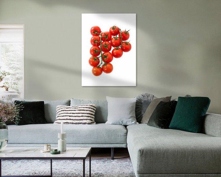 Sfeerimpressie: tomaat0002 van Liesbeth Govers voor omdewest.com