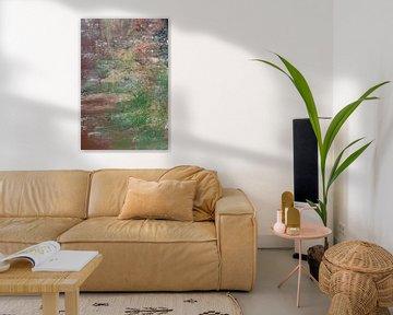 abstract green von Susanne A. Pasquay