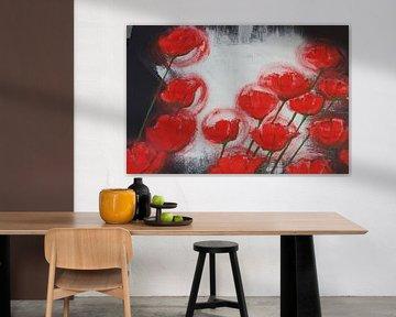 Himmlische Blütenpracht von Susanne A. Pasquay