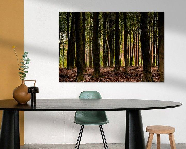 Sfeerimpressie: Bomensfeer van Rob De Jong