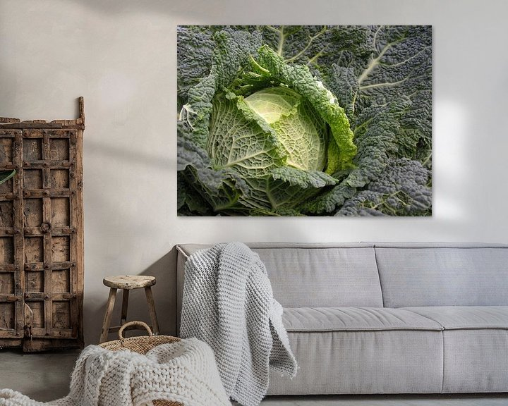 Sfeerimpressie: Verse groente. van André Mesker