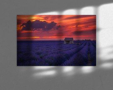 De kleuren van zonsondergang van Joris Pannemans - Loris Photography
