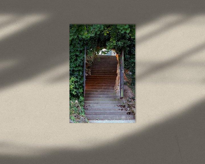 Impression: DE - Baden-Württemberg : Open gate to the Rosegarden sur Michael Nägele